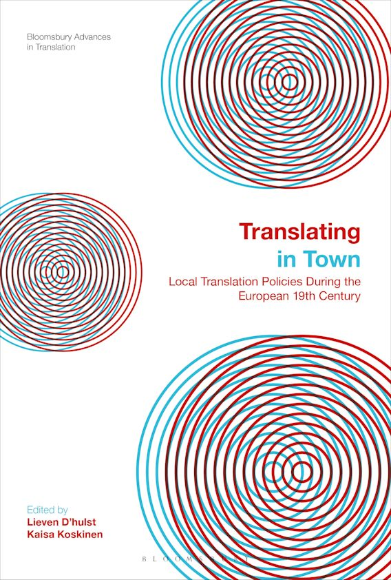 Translating in Town cover