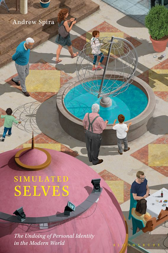 Simulated Selves cover