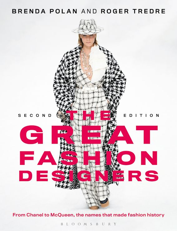 The Great Fashion Designers cover