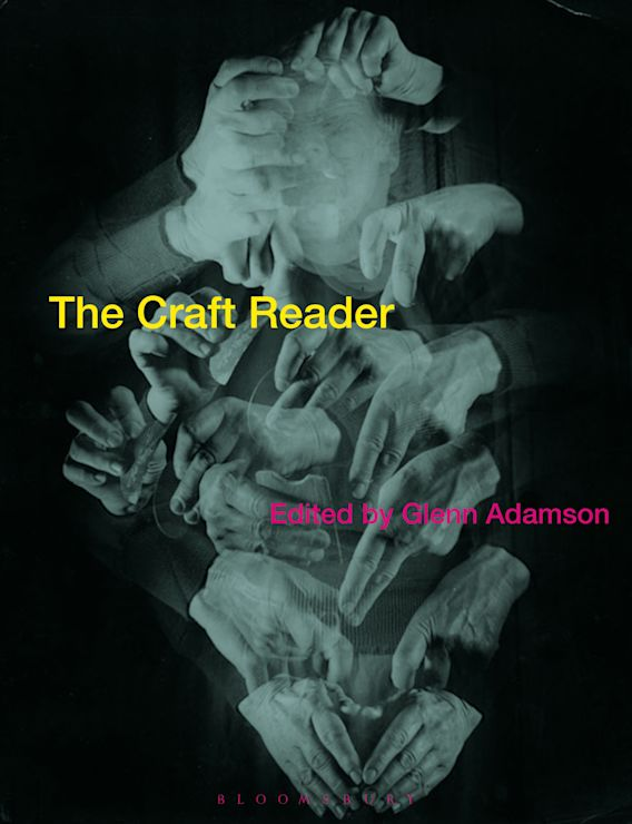 The Craft Reader cover