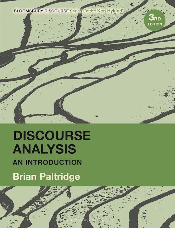 Discourse Analysis cover