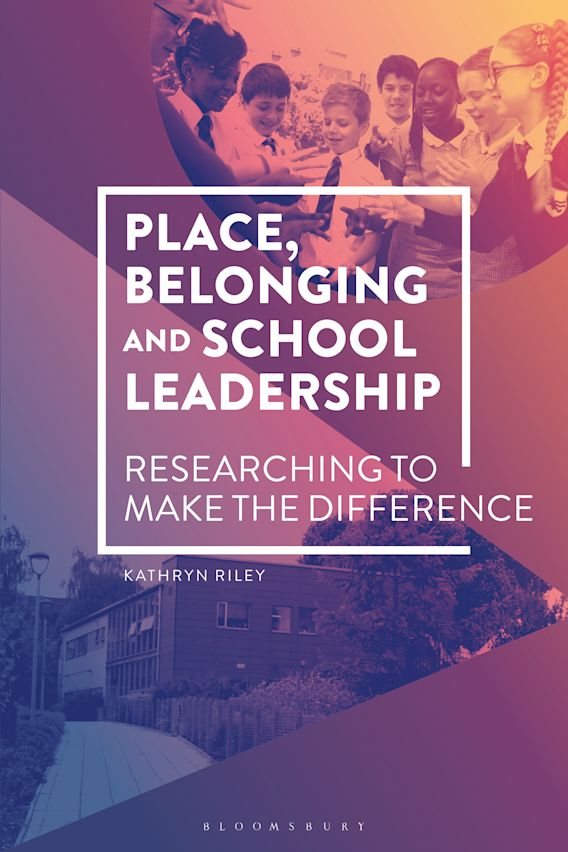 Place, Belonging and School Leadership cover