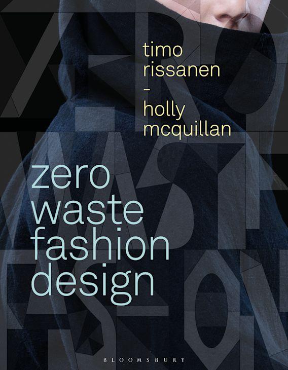 Zero Waste Fashion Design cover