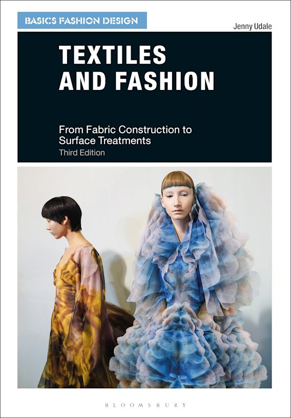Textiles and Fashion cover