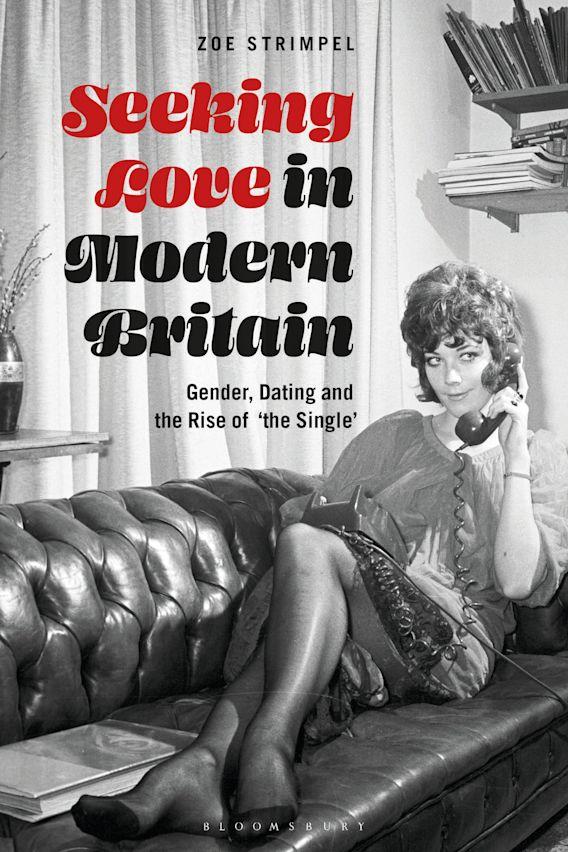 Seeking Love in Modern Britain cover