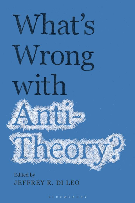 What's Wrong with Antitheory? cover