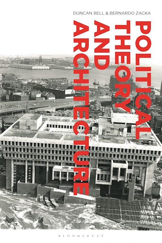 Political Theory and Architecture cover