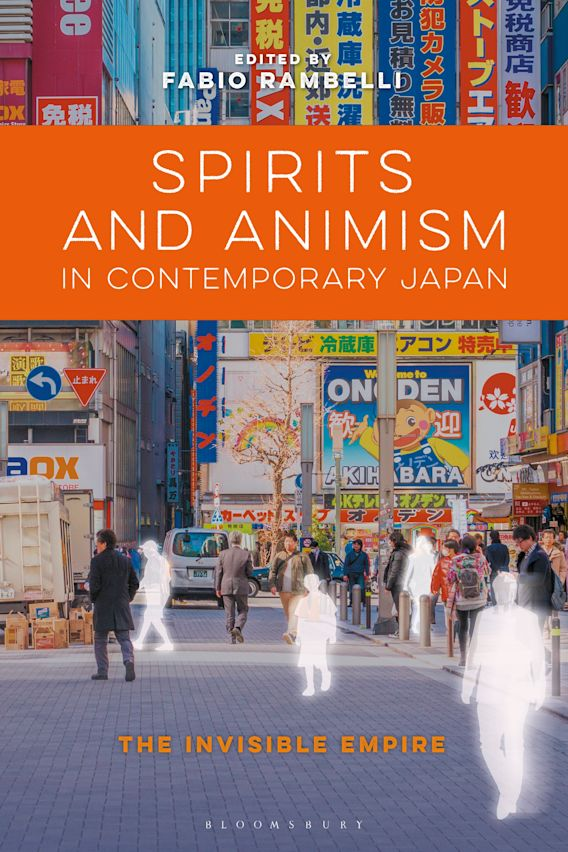 Spirits and Animism in Contemporary Japan cover