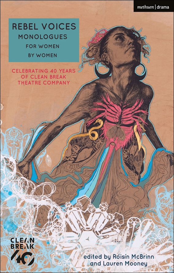 Rebel Voices: Monologues for Women by Women cover