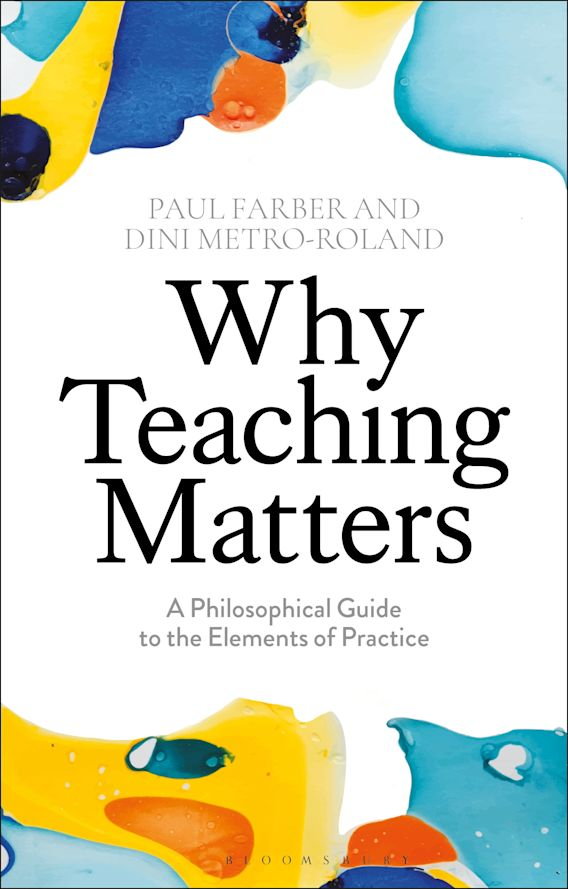 Why Teaching Matters cover