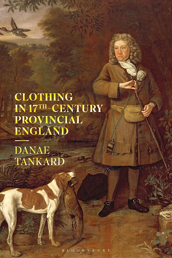 Clothing in 17th-Century Provincial England cover