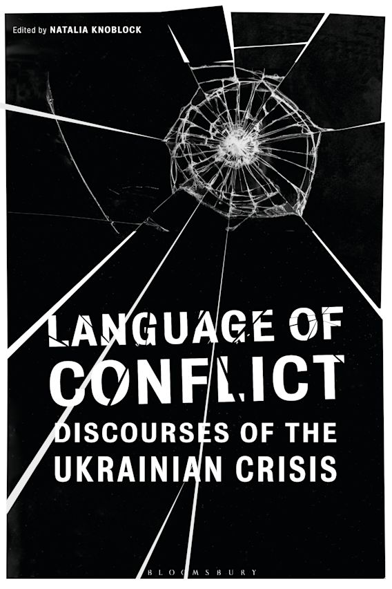 Language of Conflict cover
