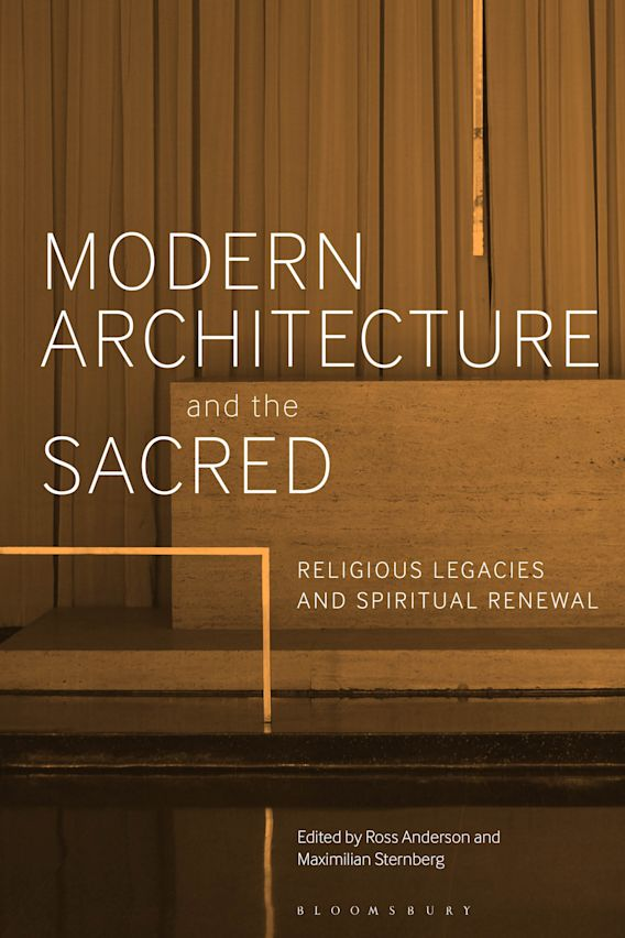 Modern Architecture and the Sacred cover