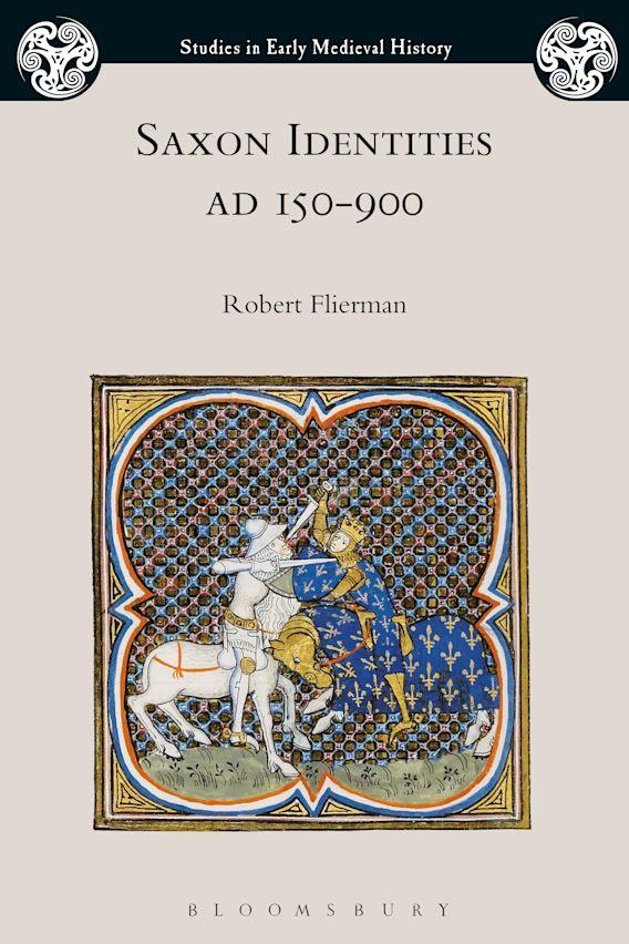 Saxon Identities, AD 150–900 cover