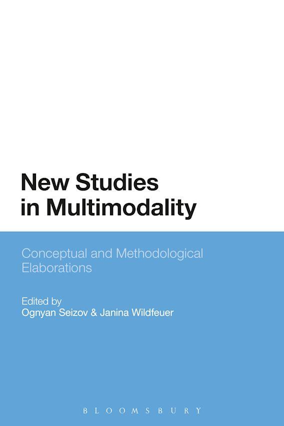 New Studies in Multimodality cover