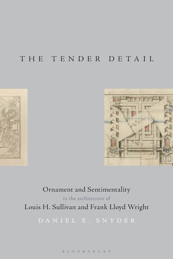 The Tender Detail cover