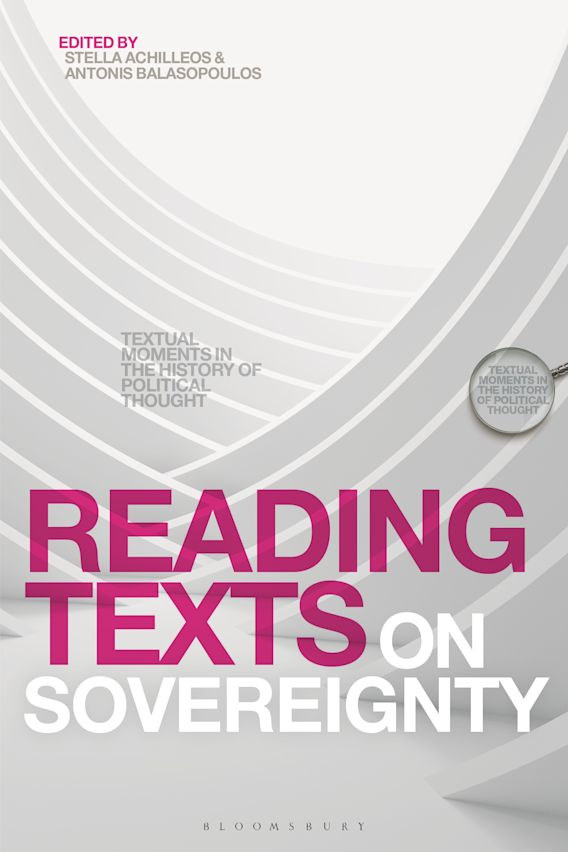 Reading Texts on Sovereignty cover