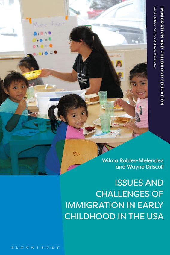 Issues and Challenges of Immigration in Early Childhood in the USA cover