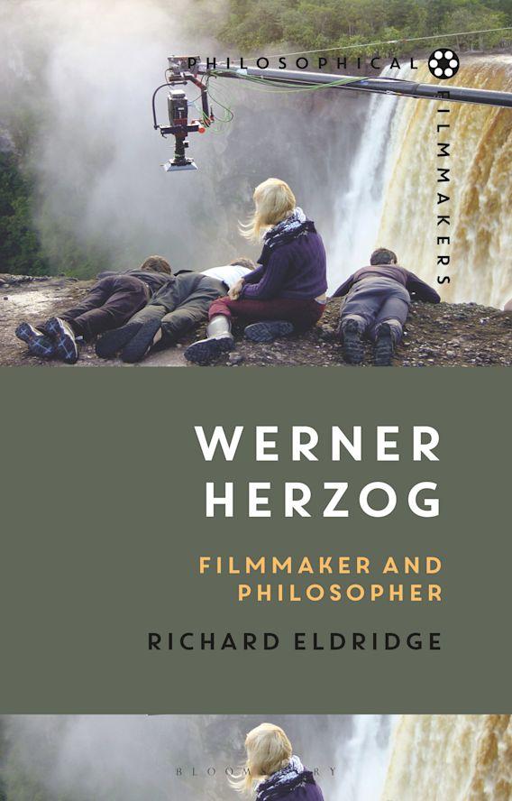 Werner Herzog cover