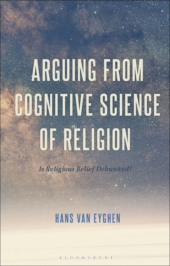 Arguing from Cognitive Science of Religion cover