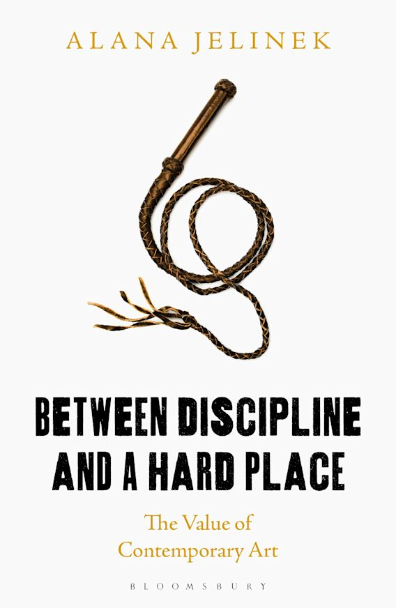 Between Discipline and a Hard Place cover