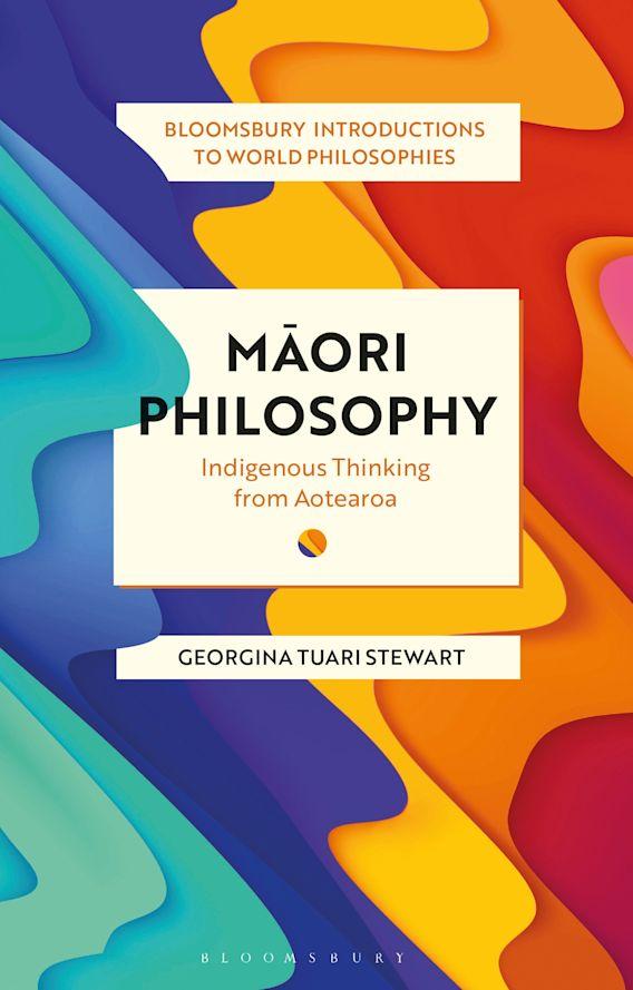 Maori Philosophy cover