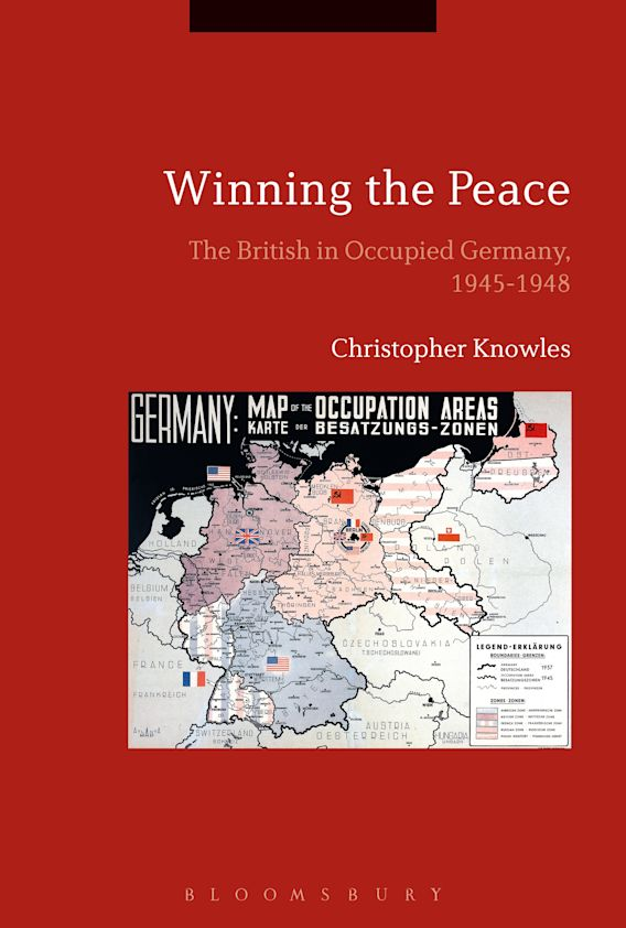 Winning the Peace cover