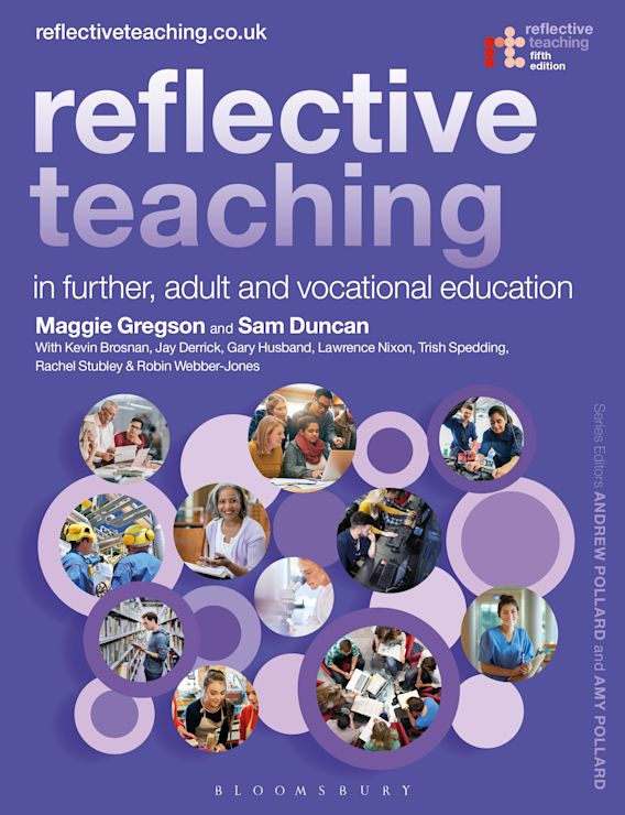 Reflective Teaching in Further, Adult and Vocational Education cover