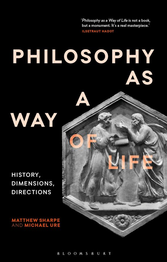 Philosophy as a Way of Life cover