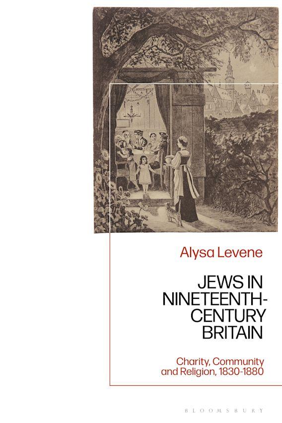 Jews in Nineteenth-Century Britain cover