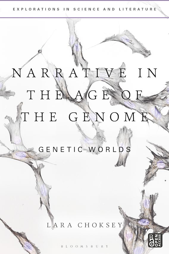 Narrative in the Age of the Genome cover