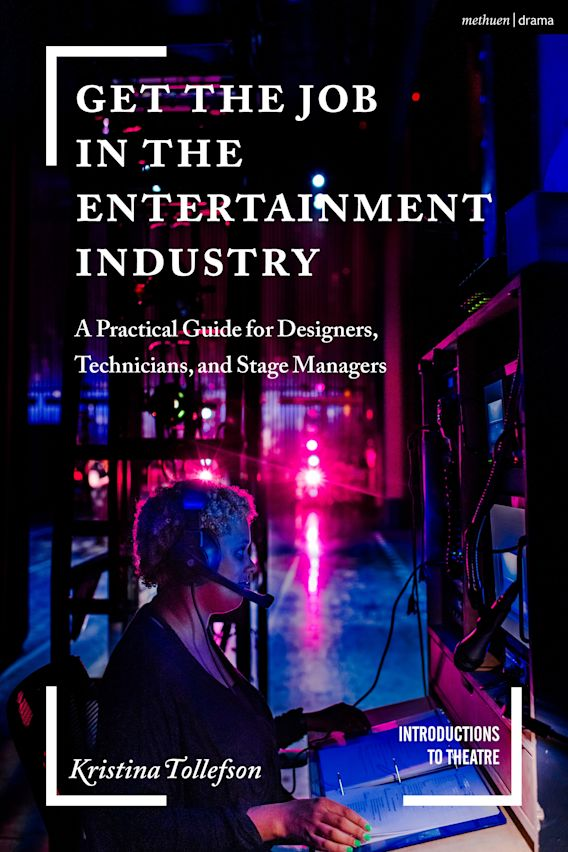 Get the Job in the Entertainment Industry cover