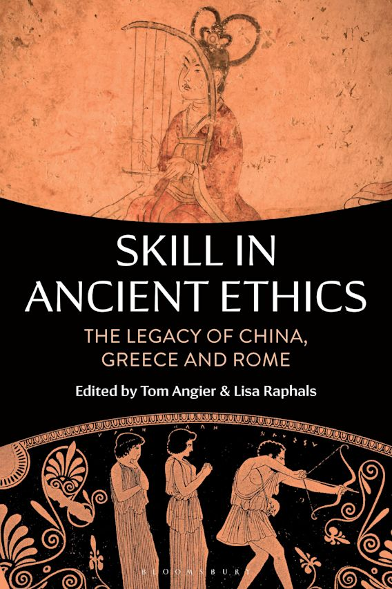 Skill in Ancient Ethics cover