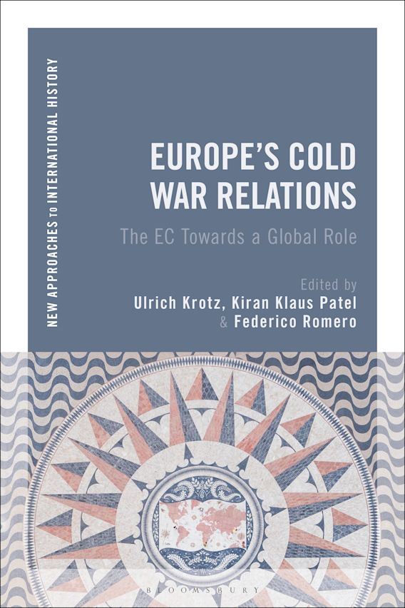 Europe's Cold War Relations cover