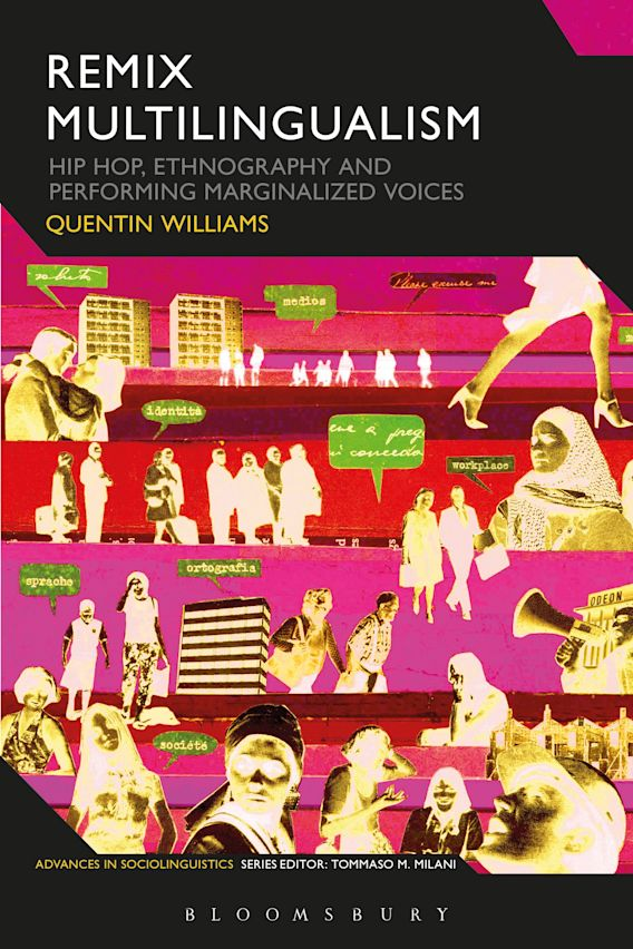 Remix Multilingualism cover