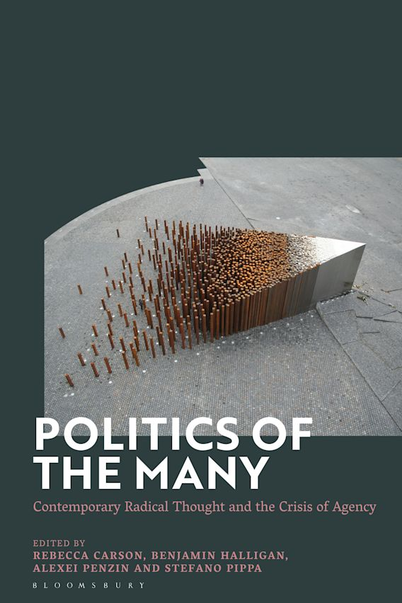 Politics of the Many cover