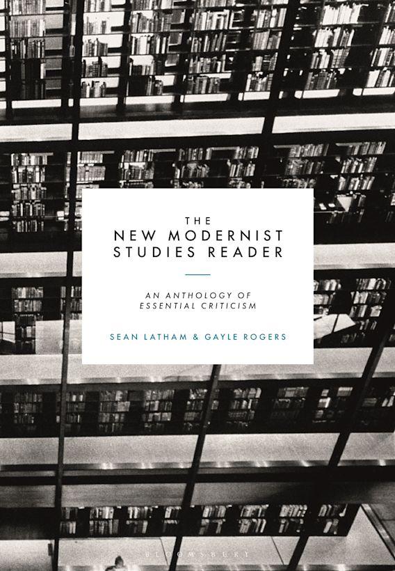 The New Modernist Studies Reader cover
