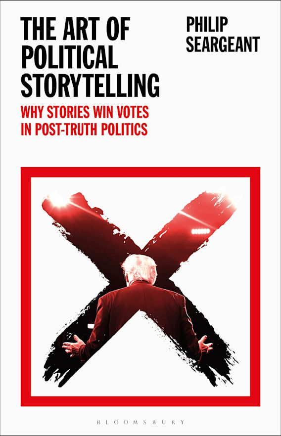 The Art of Political Storytelling cover