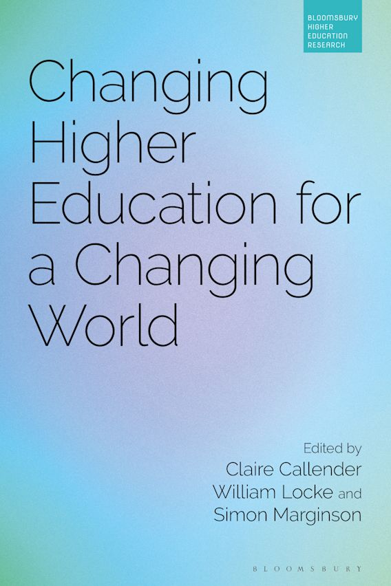 Changing Higher Education for a Changing World cover