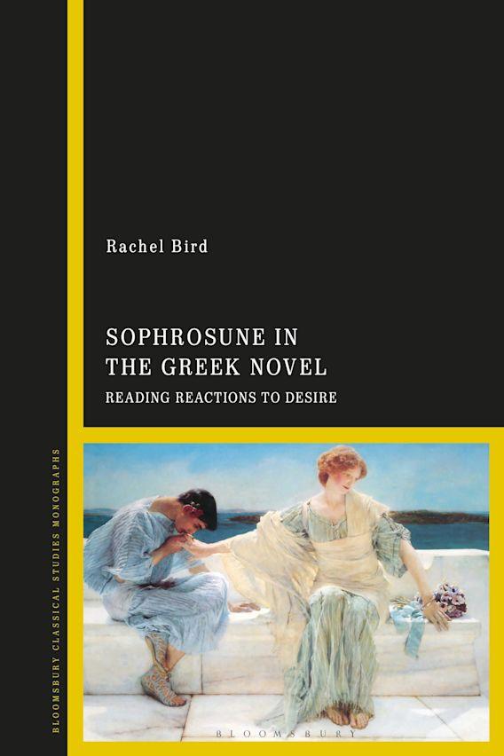 Sophrosune in the Greek Novel cover