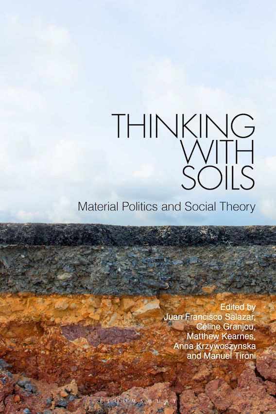 Thinking with Soils cover
