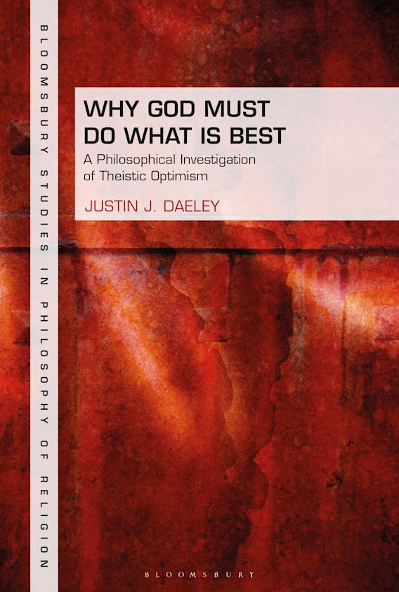 Why God Must Do What is Best cover