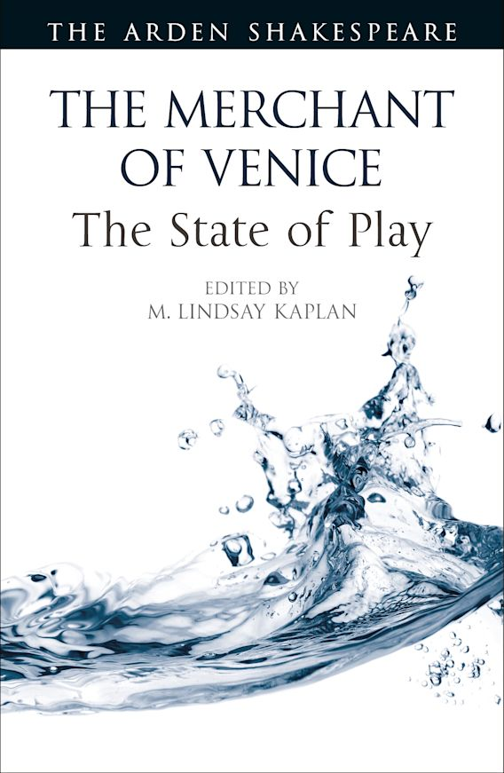 The Merchant of Venice: The State of Play cover
