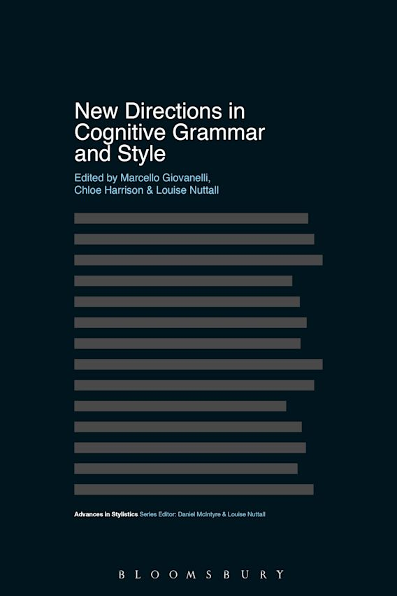 New Directions in Cognitive Grammar and Style cover