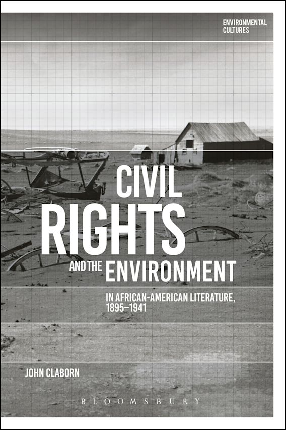 Civil Rights and the Environment in African-American Literature, 1895-1941 cover