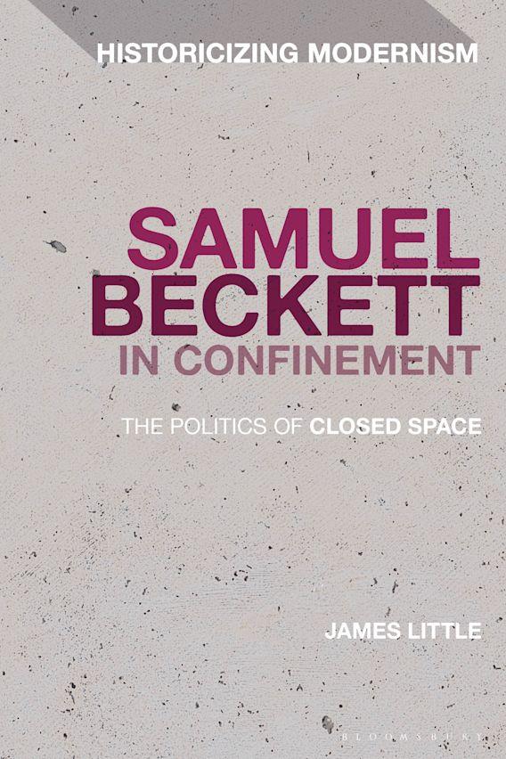 Samuel Beckett in Confinement cover