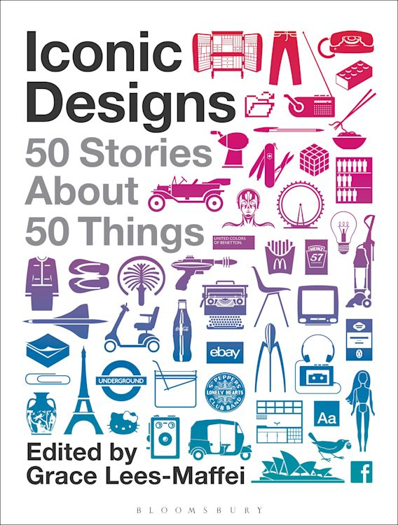 Iconic Designs cover