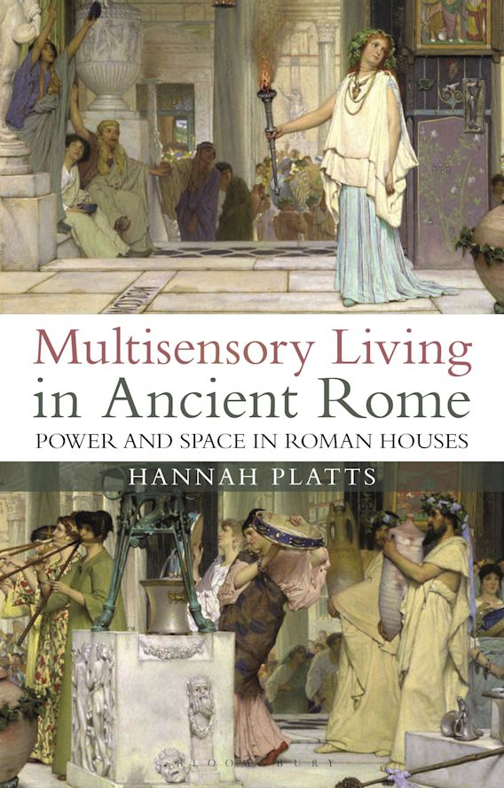 Multisensory Living in Ancient Rome cover