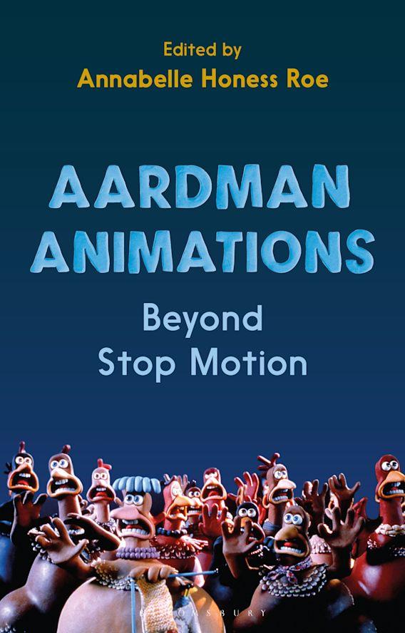 Aardman Animations cover