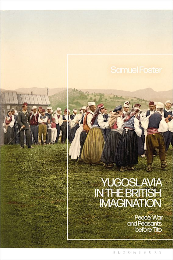 Yugoslavia in the British Imagination cover